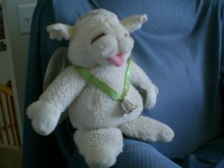 Baby Lamb Chop by Shari Lewis Puppet