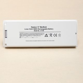 Cell Laptop Battery for Apple MacBook 13 13 3 A1181 A1185 MA561