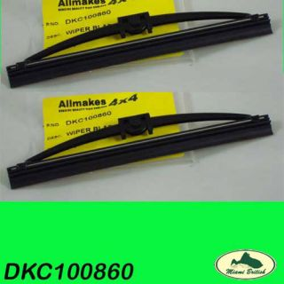 LAND ROVER HEADLAMP HEADLIGHT WIPER BLADE SET RANGE P38 DKC100860 ALL