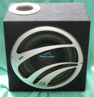LOGIC POWER ACOUSTIK 12 SUBWOOFER QLH 1 2512 SBE HIGH QUILITY