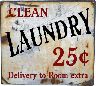 LAUNDRY ROOM  25 CENTS* Vinyl Lettering*Wall Decals*Decor*Tile Graphic