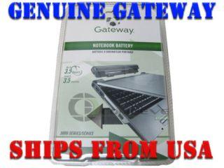 New Genuine Gateway W32044L Laptop Notebook Battery
