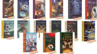 Kathryn Lasky Guardians of GAHoole Series Collection Set Books 1 15
