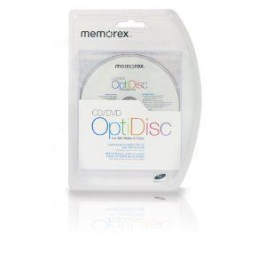 Memorex 08003 Laser Lens Cleaner for CD DVD Players