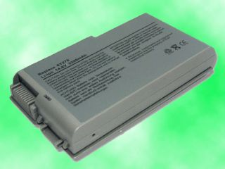 New Laptop Battery for Dell Latitude D520 D600 D610