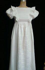 Vintage 70s RARE Early LAURA ASHLEY Maxi WEDDING DRESS Gown CROCHET