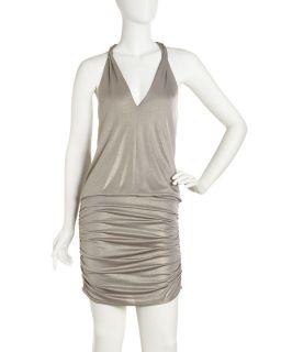 Laundry by Design Racerback Drape Dress