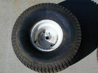 Craftsman Riding Lawn Mower Rear Wheel Tire 20x8 00 8NHS