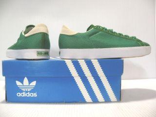 Adidas Rod Laver Vin Sneakers Men Women Shoes Green 552946 Size 5 5 7