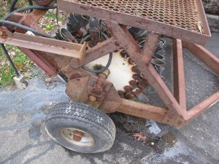 Lawn Aerator Plugger 4 ft Terra 200 Hyd Lift