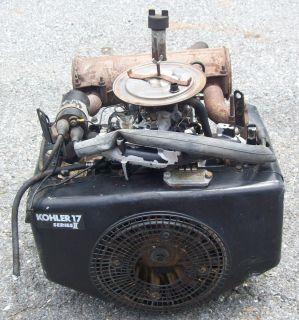 Cadet John Deere Lawn Garden Pulling Tractor Mower 17 HP Kohler Motor