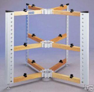 Lazarus Spider Hi Fi Audio Equipment Stand or Rack