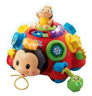 Vtech Crazy Legs Learning Bugs Toys Kids Children Baby Pull Toddler