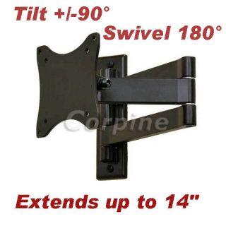 Screen LCD LED TV Monitor Wall Mount 15 17 19 20 22 24 27 W67