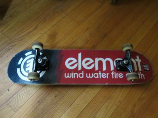Complete Element Skateboard