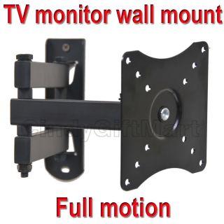 Swivel Tilt LCD LED TV Monitor Wall Mount 15 19 21 22 23 26 27 1GR