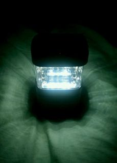 11 LED Lantern Light Lamp for Tent Bivouac Camping Fishing New
