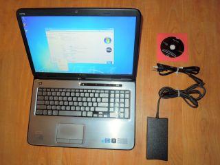 Dell XPS L702X 17 Laptop i7 2720QM CPU Blueray Triple Writer 1TB HD