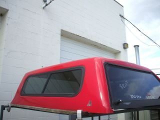 Leer Truck Cap 100R 1997 2003 Ford F150 250 Short Bed