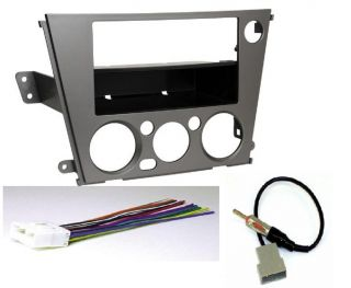 2005 2009 Subaru Legacy Outback Complete Radio Install Dash Kit PKG362
