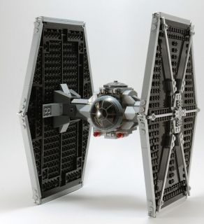 New Lego Star Wars 9492 Tie Fighter SHIP Only No Minifigures