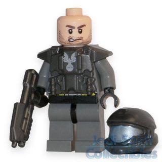 Sweatshirts · Lego style HALO ODST Custom Dark Silver/Gray Minifig with Rifle FREE