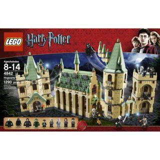 Lego Harry Potter Hogwarts Castle Complete Set Includes 9 Minifigures