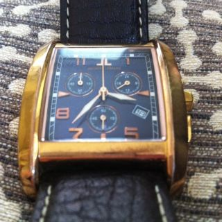 Jacques Lemans Mens Watch, Stainless Steel Crystal Sapphire, Great