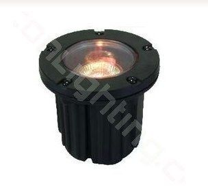 Low Voltage Outdoor Recess LED Wall Light PBT Composite
