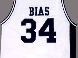 Len Bias Northwestern High School Jersey New Any Size