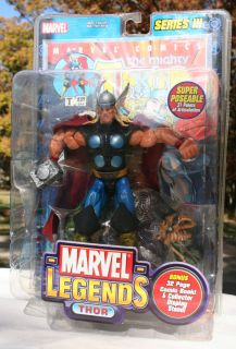 Toy Biz Marvel Legends Thor Series III