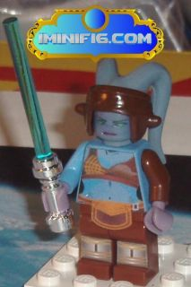 Lego Custom Star Wars Jedi Aayla Secura