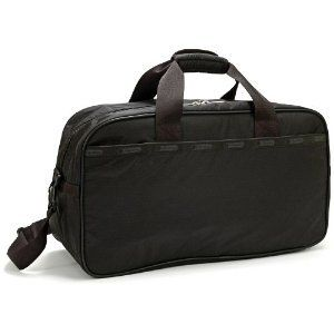 LeSportsac Travel Collection Black 22 Duffle Excellent Pre Owned