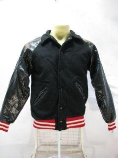 Vtg University Varsity Letterman High School Jacket