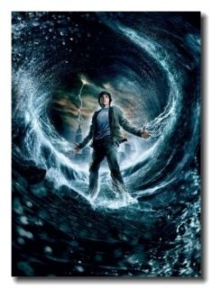 Percy Jackson Logan Lerman Greek God Silk Poster 33