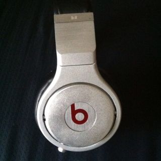 Monster Beats By Dr Dre Pro High Performance Professional Black