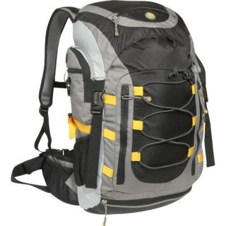 Lewis N Clark Uncharted Day Pack Black 93DAYBLK NIP Backpack