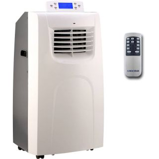 Portable Air Conditioner Room AC 14000 BTU Compact A C Dehumidifier