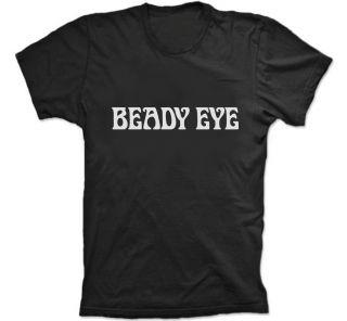 BEADY Eye T Shirts Logo Liam Gallagher 24 Colours New