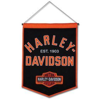 Harley Davidson Banner Hdl 15507
