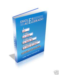 Libro Curso de Ingles Acelerado Libro Educativo Ingles