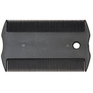 Palm Flea Lice Grooming Comb Double Sided for Pet Cat Dog Fur Hair