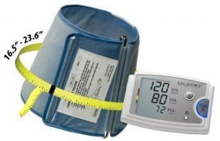 LifeSource UA789AC Blood Pressure Monitor x Large Cuff