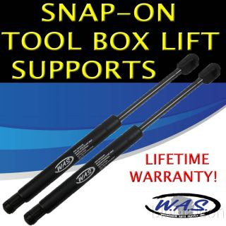 Snap on Toolbox Tool Box Lift Support Supports Shock Struts Damper