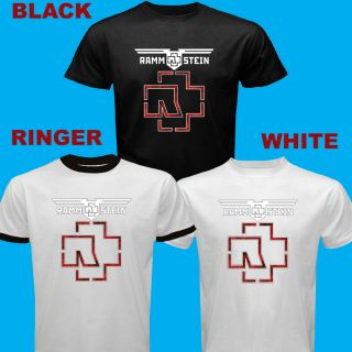 Rammstein Band Rock Heavy Metal Lindemann Limited New T Shirt s M L XL