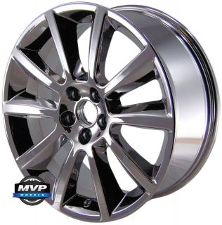 Factory 20 20 Chrome Ford Flex Lincoln MKT Wheel Rim 3771 PVDRN Set 4