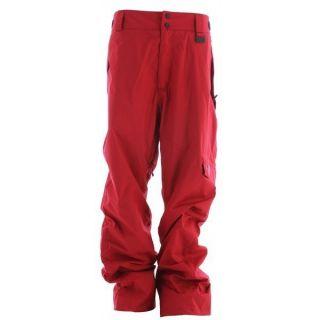 Lib Tech re Cycler Ski Snowboard Pants Red Sz XL