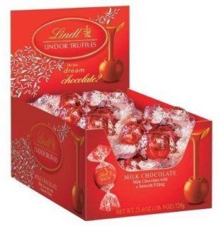 Lindt Lindor Milk Chocolate Truffles 60 Count Box 25 4 oz 720 G
