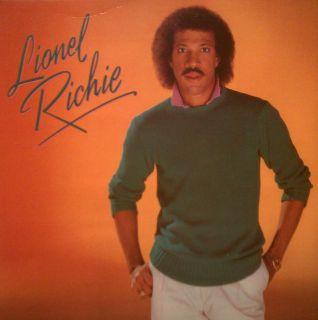 Lionel Richie Self Titled LP VG Vinyl Record