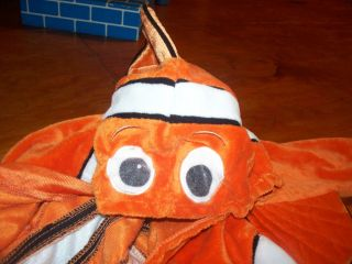 Finding Nemo Toddler Halloween Costume 12 Months